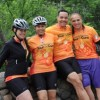 Pete Thomas Rides 162 Miles in Support of the American Diabetes Association Tour de Cure Event! !