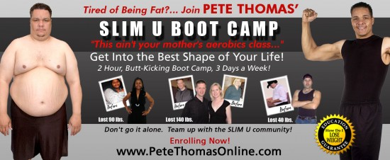 Slim U Boot Camp Image